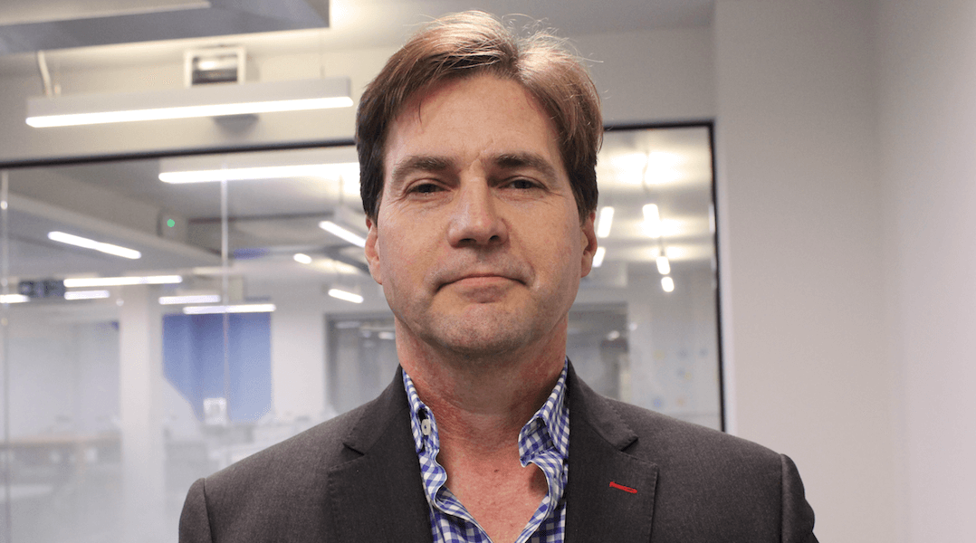 Craig Wright: I've now got the keys to $8 billion worth of bitcoin
