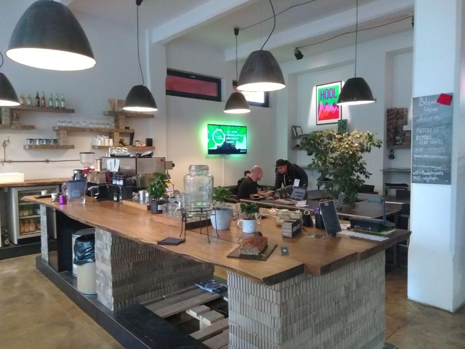bitcoin-only cafe parallel polis