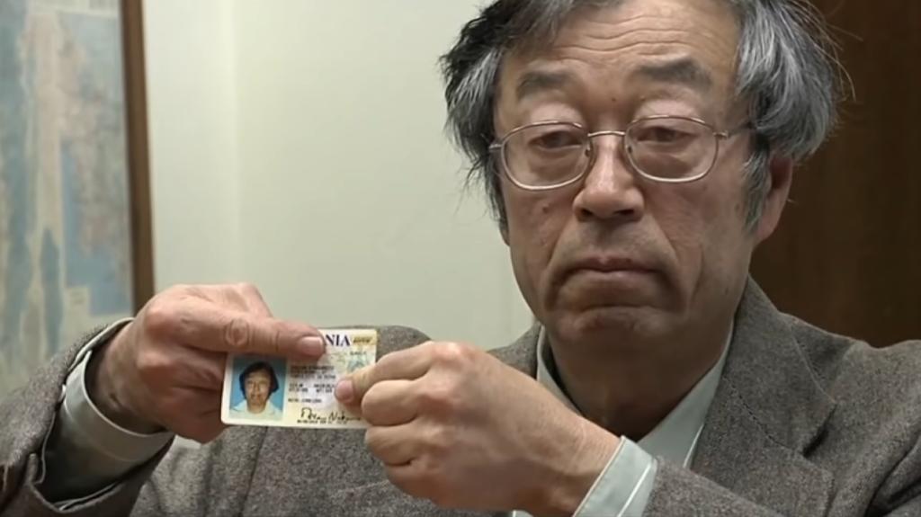 Dorian Satoshi Nakamoto, not the inventor of Bitcoin