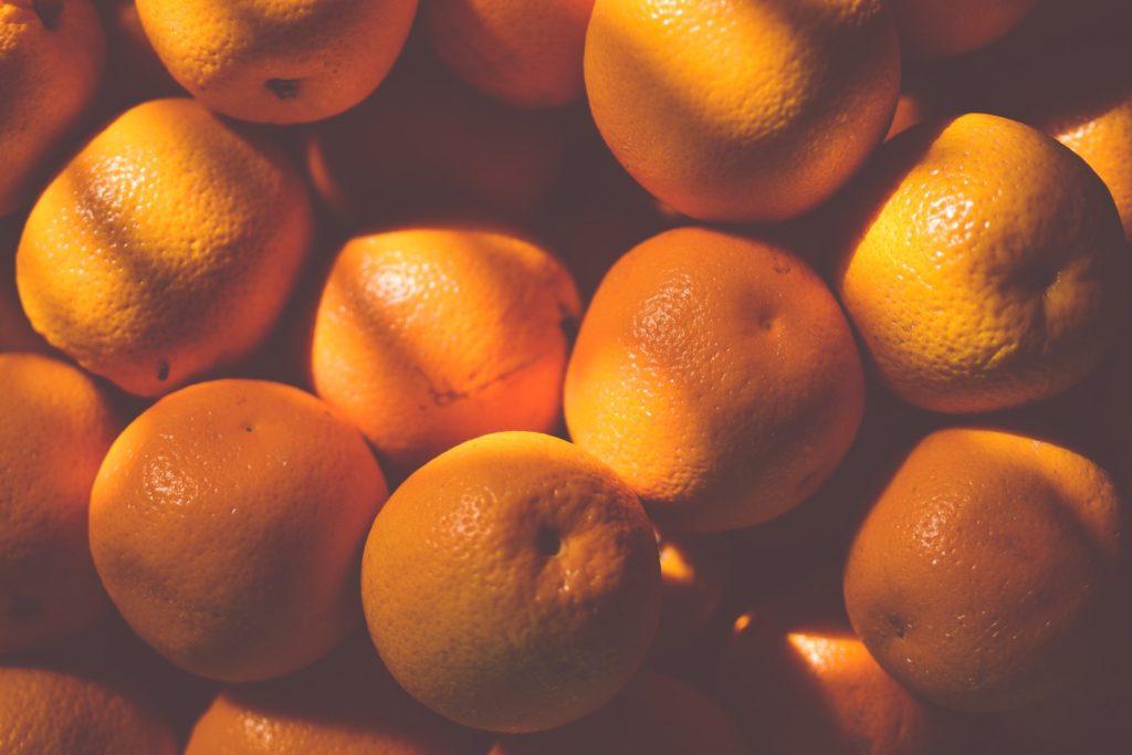 oranges-on-the-blockchain