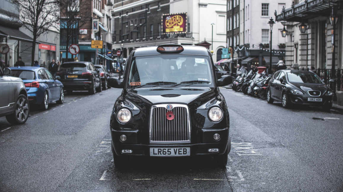 Paying for a London taxi ride using Bitcoin Lightning Network
