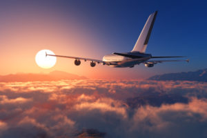 Catch a plane and pay with bitcoin