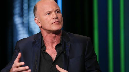 Mike Novogratz on Bitcoin