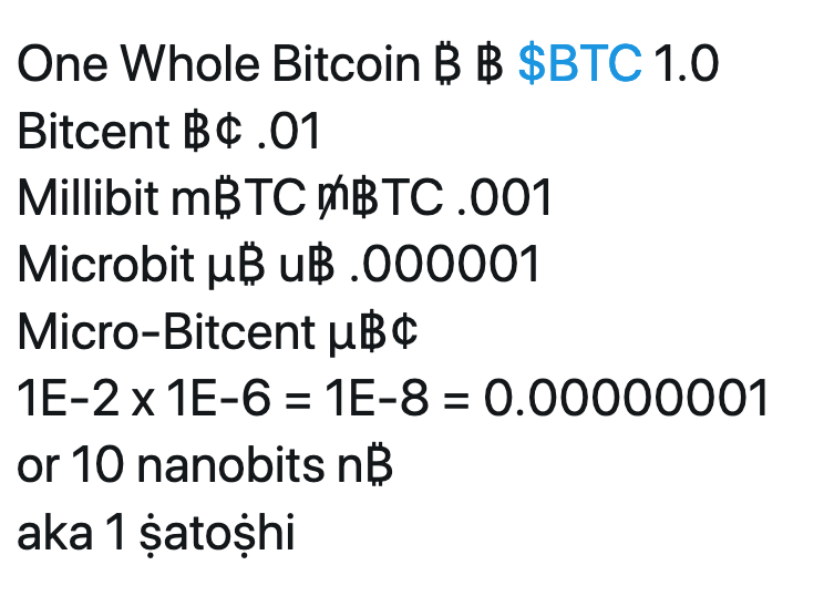 """The bitcoin community is trying to design the """"Satoshi symbol"""""""