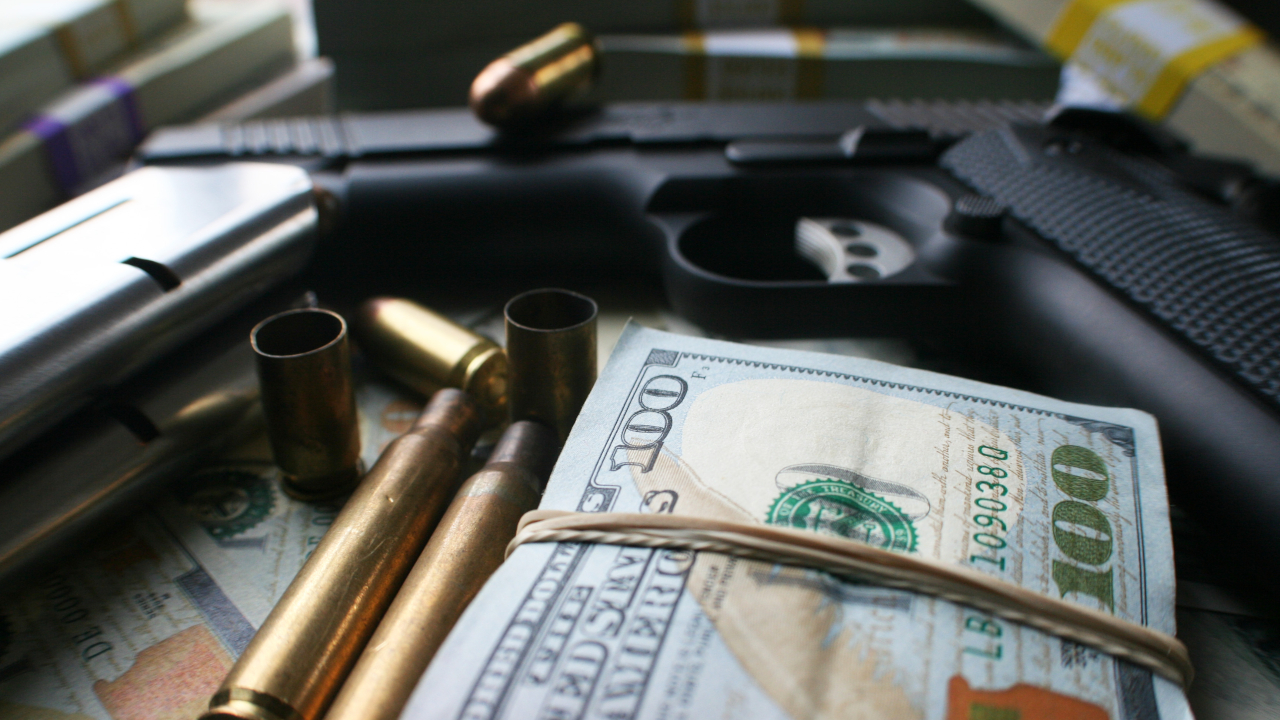 New cryptocurrency custom built for gun sales is locked and loaded