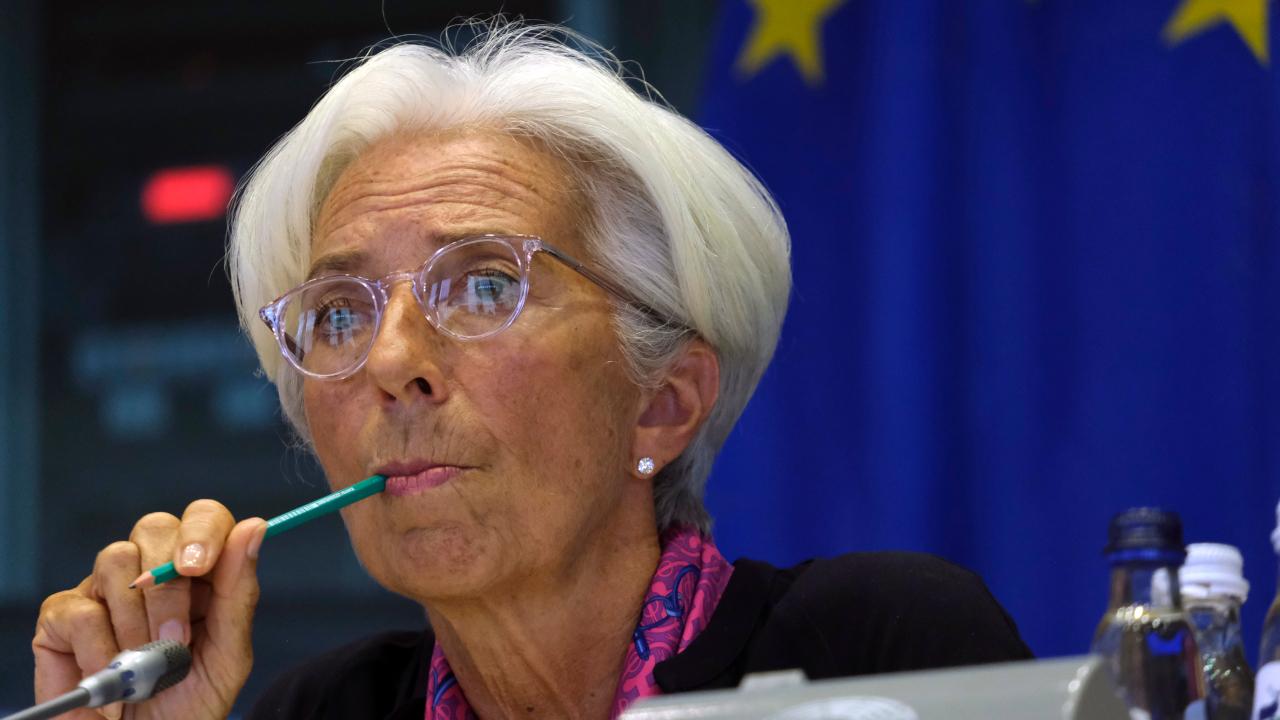 European Central Bank president still bullish on digital currency