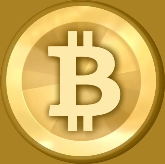 Biểu tượng bitcoin